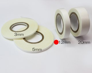 両面テープ12mm幅 【ネコポス可】