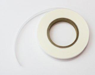 うす絹テープ 白<br/>8mm×46m 【ネコポス可】