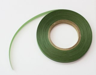 うす絹テープ グリーン<br/>8mm×46m 【ネコポス可】