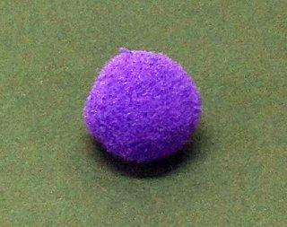 ぼん天 30mm No32B(紫)<br/>ボン天、凡天