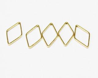 K09—12—003<br/>フレームパーツ ダイヤ ゴールド【ネコポス可】