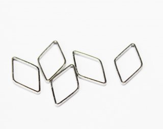 K09—12—003<br/>フレームパーツ ダイヤ シルバー【ネコポス可】