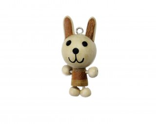 ウッドアニマル<br/>PWP-2 ウサギ