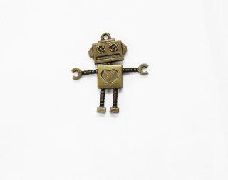 MM-109 ロボット1号<br/>アンティ−クゴールド