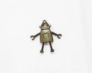 MM-110 ロボット2号<br/>アンティ−クゴールド