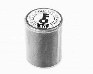 フジボウ/家庭用糸<br/>キンカギカタン糸50番/1000m巻<br/>黒色