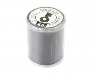 フジボウ/家庭用糸<br/>キンカギカタン糸60番/1000m巻<br/>黒色