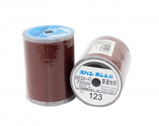 ダイヤフェザー<br/>スパンミシン糸 60/700m<br/>123
