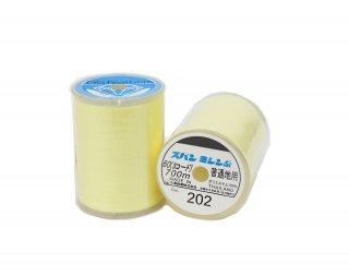 ダイヤフェザー<br/>スパンミシン糸 60/700m<br/>202