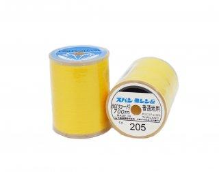 ダイヤフェザー<br/>スパンミシン糸 60/700m<br/>205