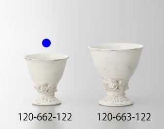 クレイ<br>120—662—122<br/>rose rose(ローズ ローズ)<br/>ホワイト