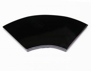 黒台 扇型