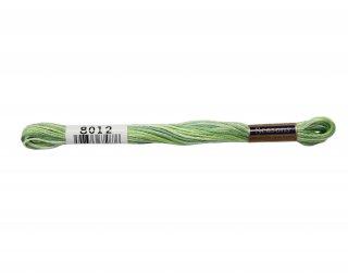 COSMO刺繍糸 Seasons【シーズンズ】<br />25番糸 / 8012【ネコポス可】