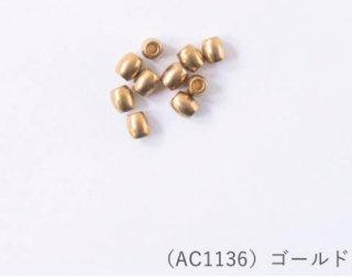 AC1136<br/>ブラスビーズ<br/>5×4mm【ネコポス可】