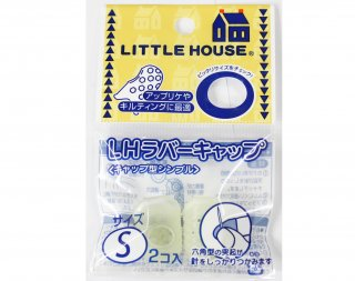 432806<br/>LH ラバーキャップ S 【ネコポス可】