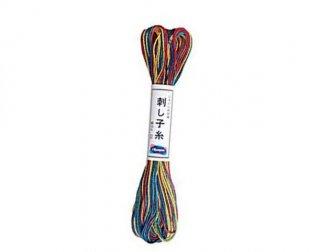 オリムパス 刺し子糸 ミックス<br />74【ネコポス可】