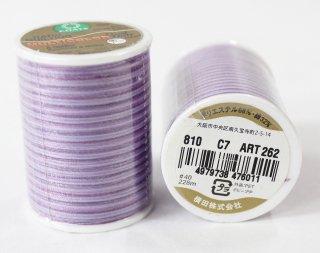 デュアルデューティー<br/> USAキルト糸ART262#40<br/>810