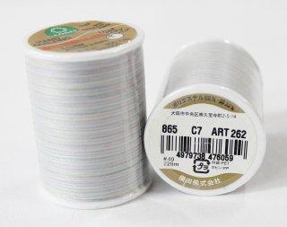 デュアルデューティー<br/> USAキルト糸ART262#40<br/>865