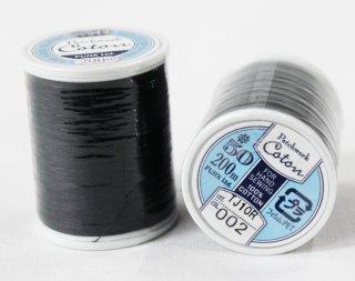 Patchwork Cotton(パッチワークコットン)<br/>002(黒)