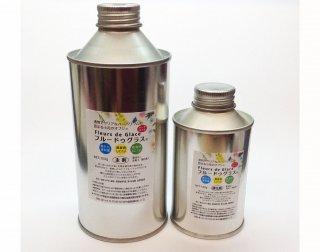 かたまるハーバリウム <br>フルードゥグラス フルードゥグラス ハード 400g <br>(主剤300g.硬化剤100g)<br>説明書付