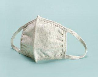 子供用 洗える布マスク<br>オートミール