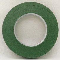 フラワーテープ グリーン<br />(ダース・単色12個売り)
