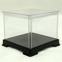 ケース透明正方形 (12×10cm)
