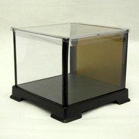 ケース 金張り正方形 (12×10cm)