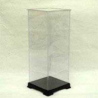 ケース 透明正方形 (12×32ccm)