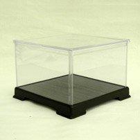 ケース 透明正方形 (15×10cm)