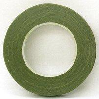 フラワーテープ6mm <br />ライトグリーン【ネコポス可】