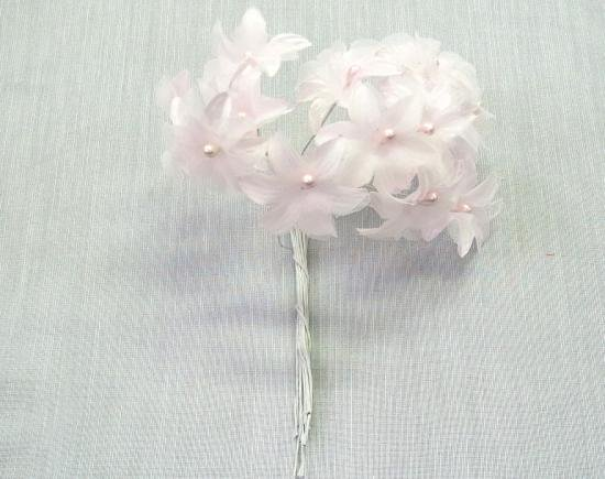 R 小花 ピンク