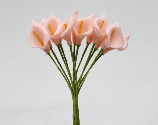 135723 ベビーカラー ピンク
