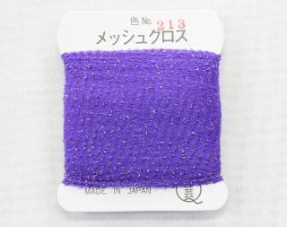 メッシュクロス 金ラメ No.213