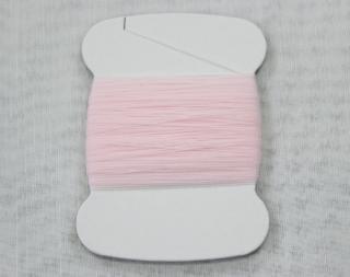 ナイロン糸 ピンク【ネコポス可】
