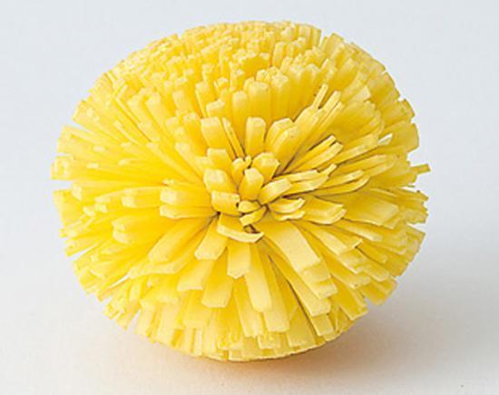 ソーラーポンポン菊 / イエロー