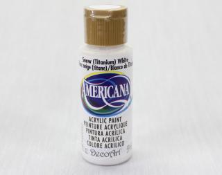 アメリカーナ<br>DA-001<br /> チタニウム(スノー)ホワイト