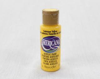アメリカーナ<br>DA-0010<br />カドミウムイエロー