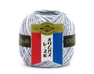 オリンパスレース糸  金票40番 <br />10g ミックス M13