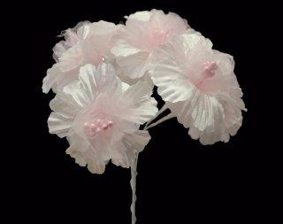 10031 小花 ピンク
