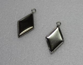 ダイヤ皿 1ヶカン<br />(ニッケル)