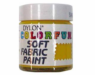 ダイロン カラーファン<br />#01 Yellow