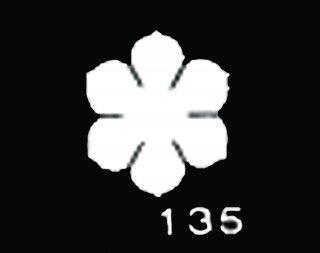 TM135<br />すずらん 小 サテン【ネコポス可】