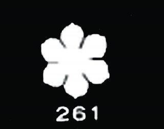 TM261   すずらん<br />特小 サテン