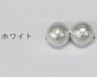 シュリンクパール<br />ホワイト 12mm【ネコポス可】