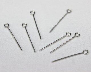 9ピン 0.7×20mm (10g/約111本入) ロジウム【ネコポス可】