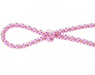 東京リボン<br>45715−63<br />金打源氏紐 63 ピンク