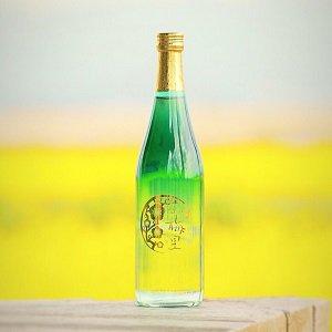 【酒の陣限定】越乃梅里 純米吟醸 グリーングラデーション 720ml