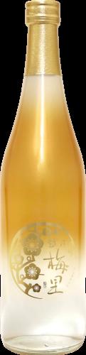 越乃梅里(こしのばいり) 純米大吟醸 ゴールドボトル 720ml