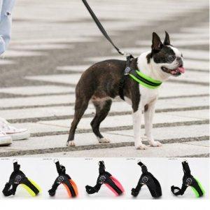犬 ハーネス 小型犬用 トレ・ポンティ Fibbia Soft Mesh adjustable type(フィッビア ソフトメッシュアジャスタブルタイプ)